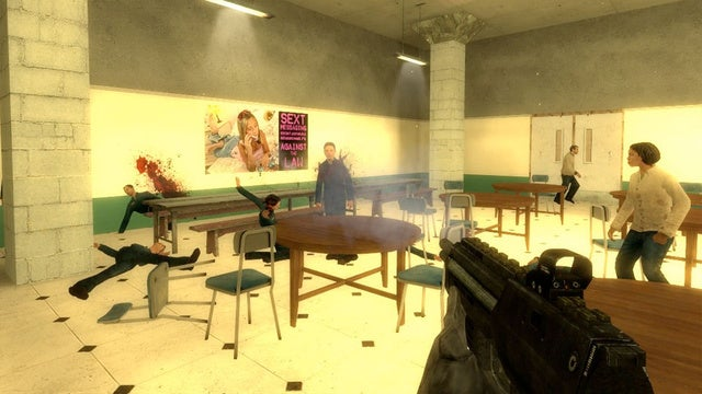 'School Shooting' Video Game Also Found at Sandy Hook Killer's Home
