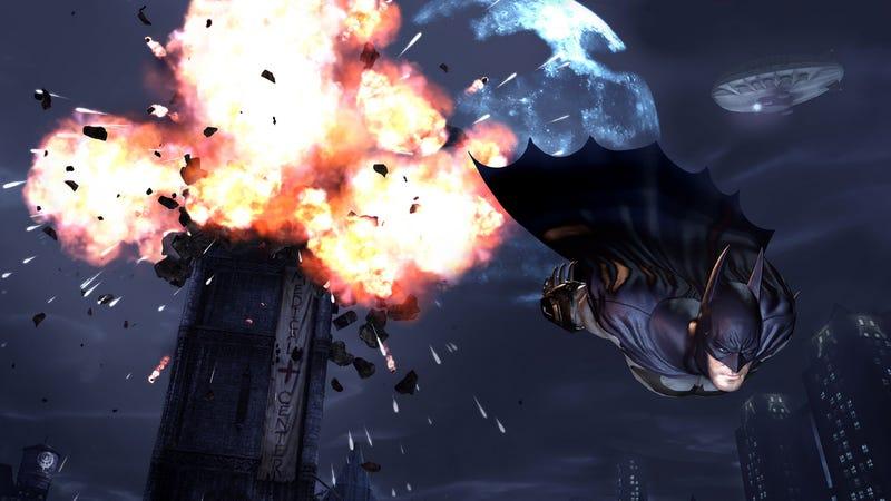 Batman: Arkham City Screen Shots