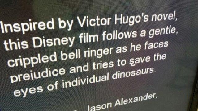 A Netflix Bug Created the Best Movie Mashups