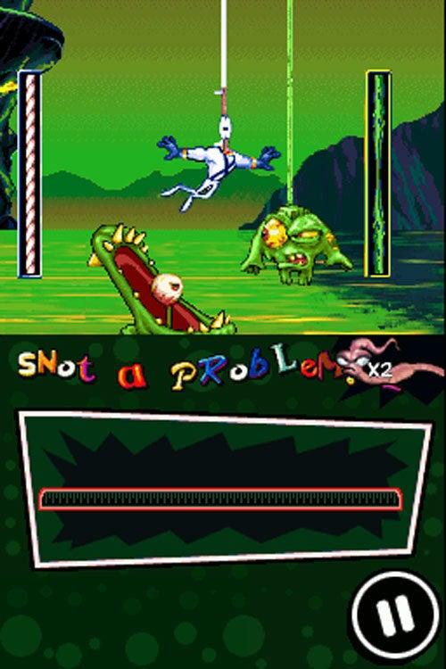 The Nintendo Download: Earthworm Jim, Phoenix Wright, And Photo Dojo