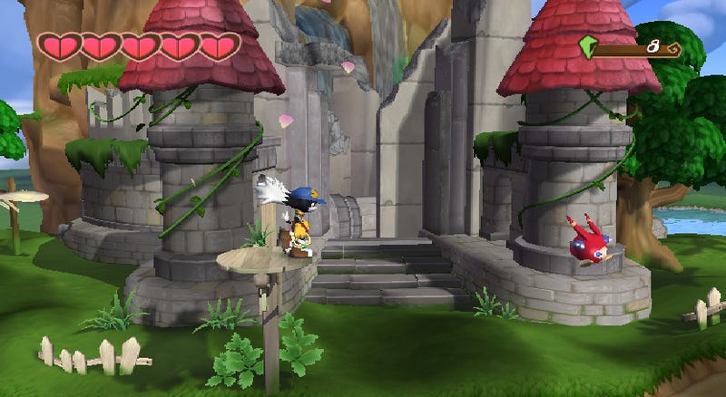 These Kids Are Having Too Much Fun Playing Klonoa