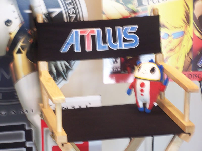 This Is What Atlus USA Looks Like