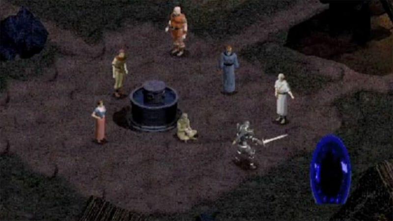 Suddenly Diablo's Town Portal Scrolls Don't Seem Like Such a Good Idea