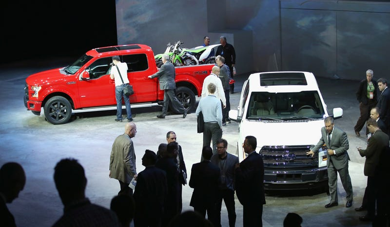 The Detroit Auto Show Was Green Where It Needed To Be