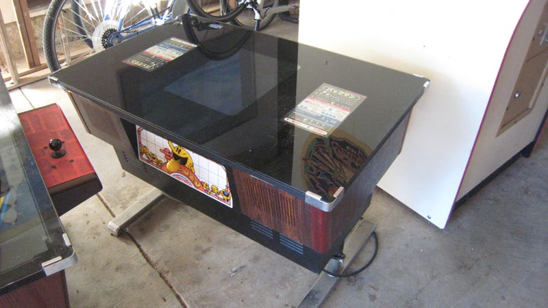 This Guy Has a Rare Arcade Cabinet. Is It Real?
