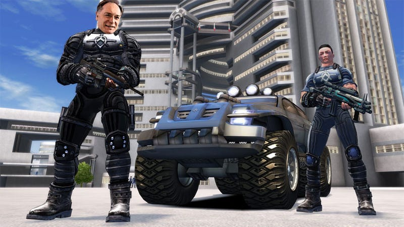 Ex-Sony Europe Boss Moving To Crackdown Devs?