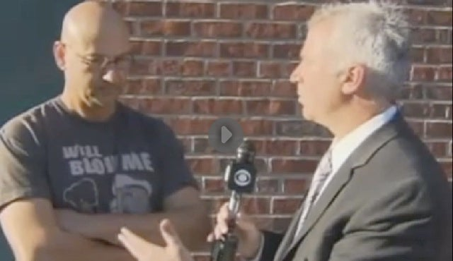 Terry Francona Gave A Boston TV Station An Interview, But His T-Shirt Probably Says More Than He Did