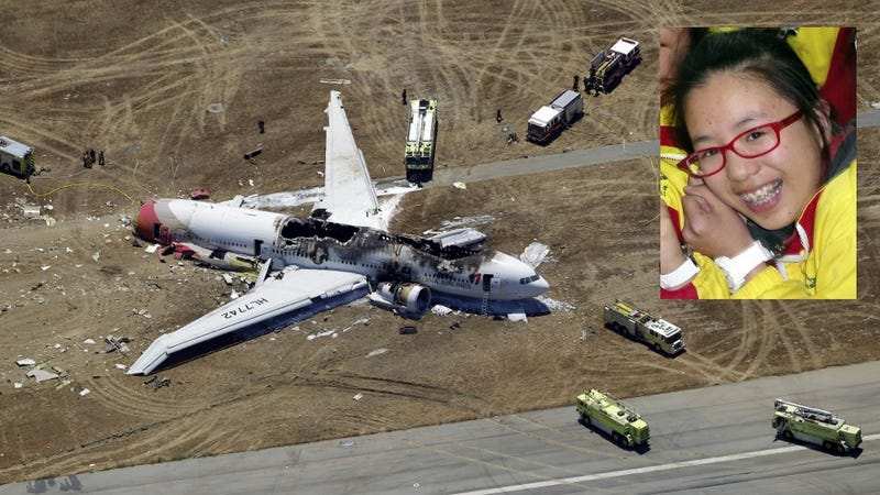 Asiana Crash Victim Died After Being Hit by Emergency Vehicle