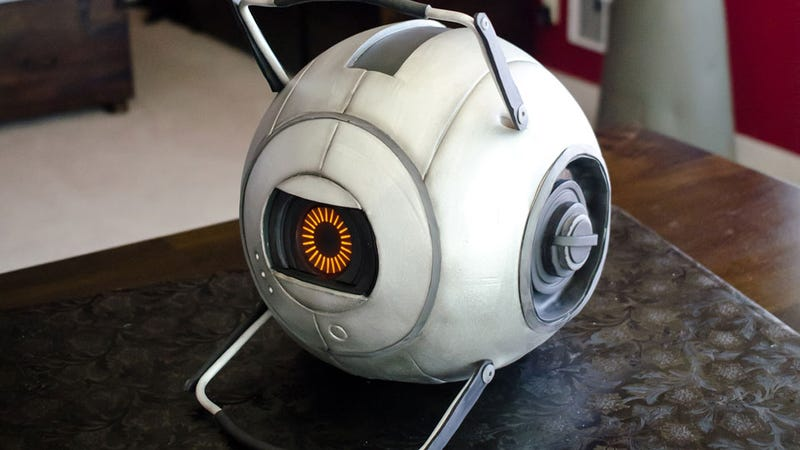 Portal 2's Space Core has Landed On Earth
