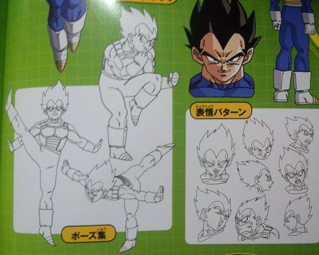 Dragon Ball Creator Doesn't Enjoy Inking Manga, But He Does Enjoy Crazy Poses