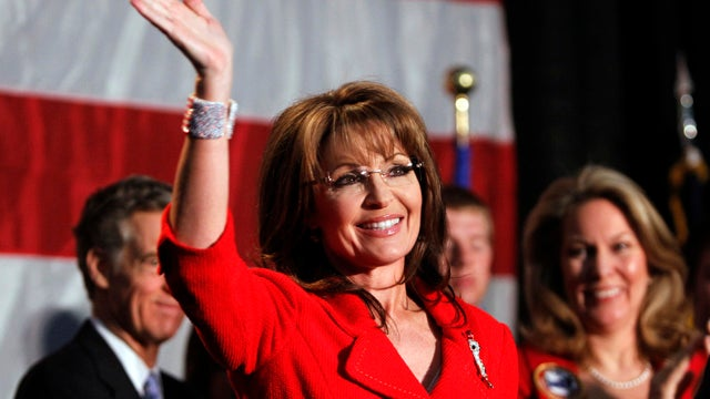 Sarah Palin Breaks With the Neocons