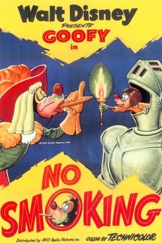 Cartoons are Just Like Us: Goofy Can't Quit Smoking Either