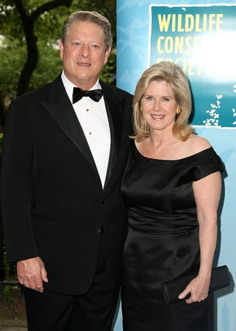 Tipper Gore Stands By Her Alleged Sex Poodle