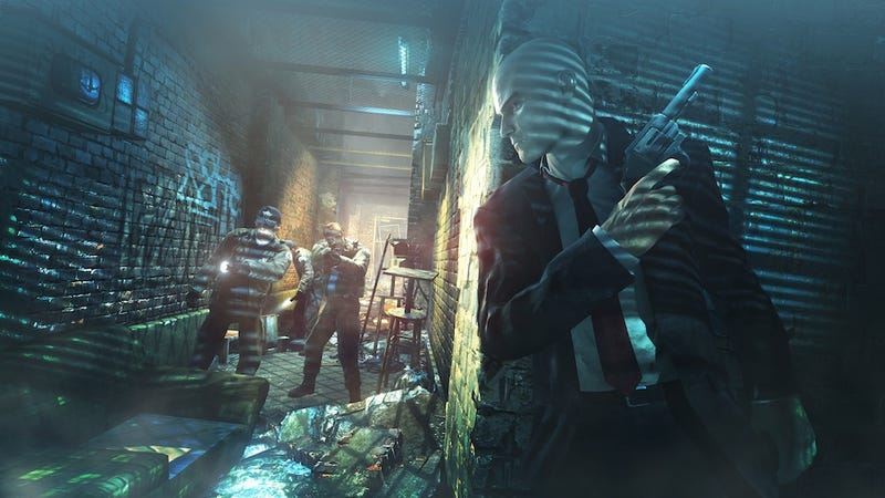 Hitman: Absolution's Five Difficulty Levels Should Make Everyone Worry Less