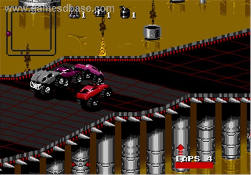 The ten best-looking 16-bit cars