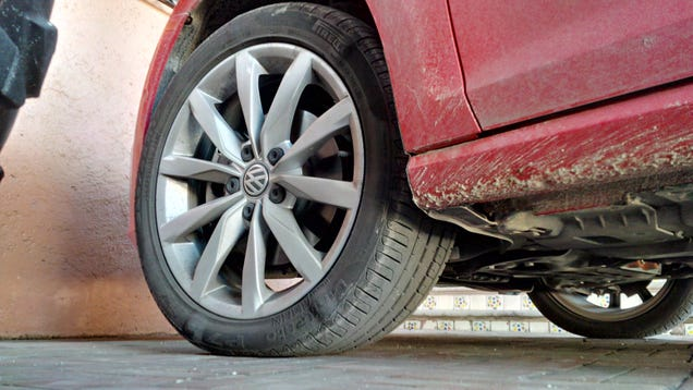 Tires take plenty of abuse. For good car performance, inspect and have them changed.