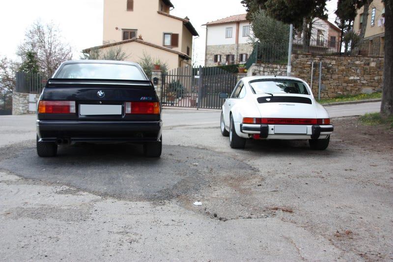 I don't like the E30 M3