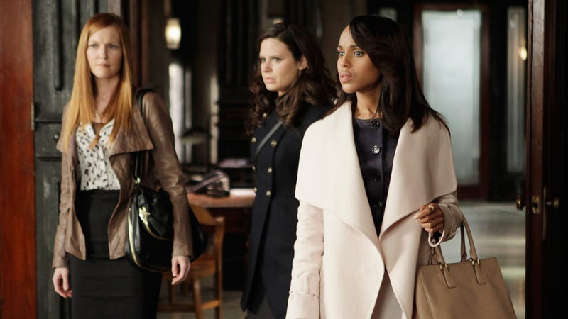 ABC Has Reduced Scandal's Episode Order Because Everything Is Awful