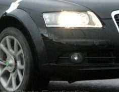2009 Audi A7 Breaks Its Elusive Cover