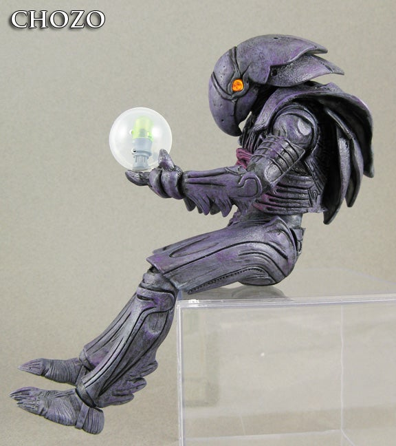 Custom Metroid Action Figures Wage Epic Desktop War