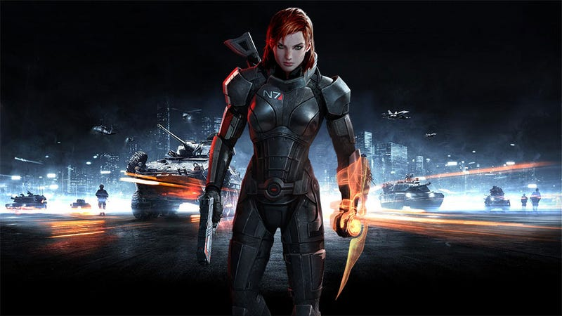 The Next Mass Effect Is Being Made on The Battlefield 3 Graphics Engine