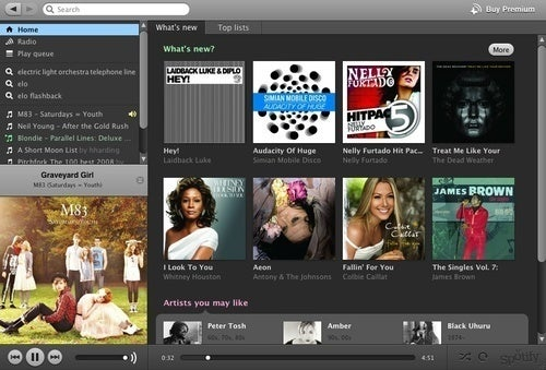 Spotify Adds Offline Music Caching to Its Desktop Player, Makes iTunes Look Prudish