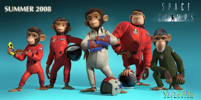 Why Everything Goes Better With Space Monkeys
