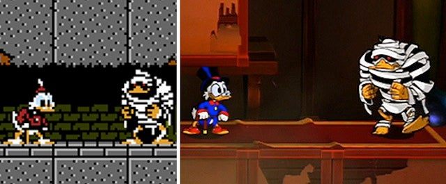 Capcom Is Bringing DuckTales Back