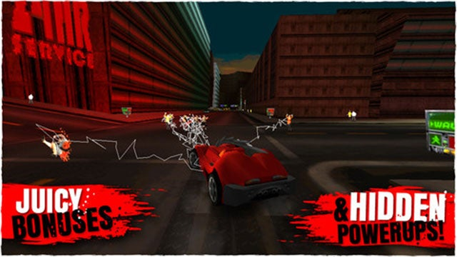 You Have One Day to Get Carmageddon Free for the iPhone and iPad