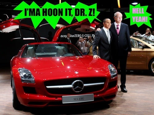 Lewis Hamilton is Now Officially a Hoon