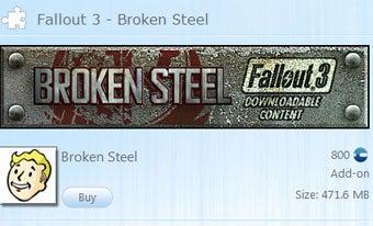 Broken Steel PC DLC Triumphantly Returns