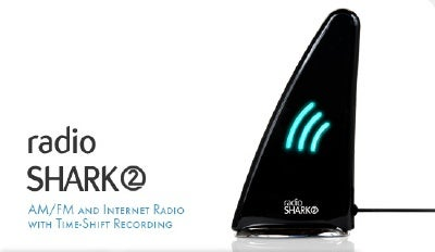 Griffin Radio Shark 2 is Like a Radio DVR, has Nothing to do With Sharks