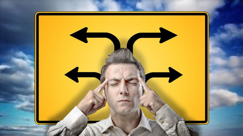 Four Tricks to Help You Make Any Difficult Decision