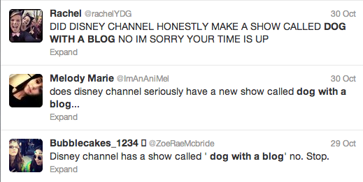 There Is a TV Show Called Dog with a Blog and It's About a Dog Who Blogs