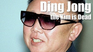 Kim Jong-il has died on a train