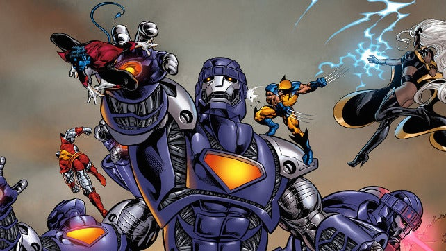 Meet The Sentinels Who Almost Appeared In X-Men 2