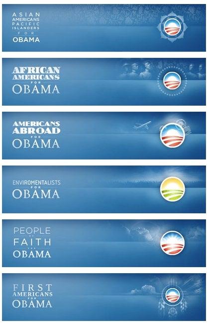 Barack Obama Pulling Ahead In Logo Wars