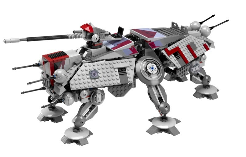 LEGO New Clone Wars Sets Will Excite Whoever Gets Excited by Clone Wars