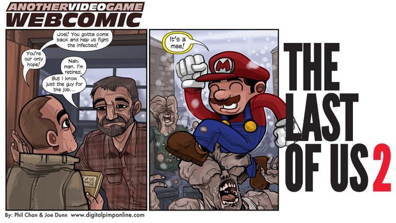 Sunday Comics: Effective Anti-fungal Fighter