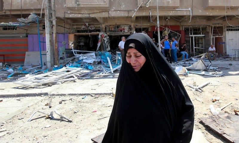 At Least 27 Killed in Series of Bombings in Baghdad