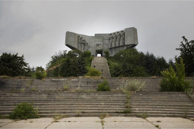 The otherworldly fortresses that are Bulgaria's Socialist monuments
