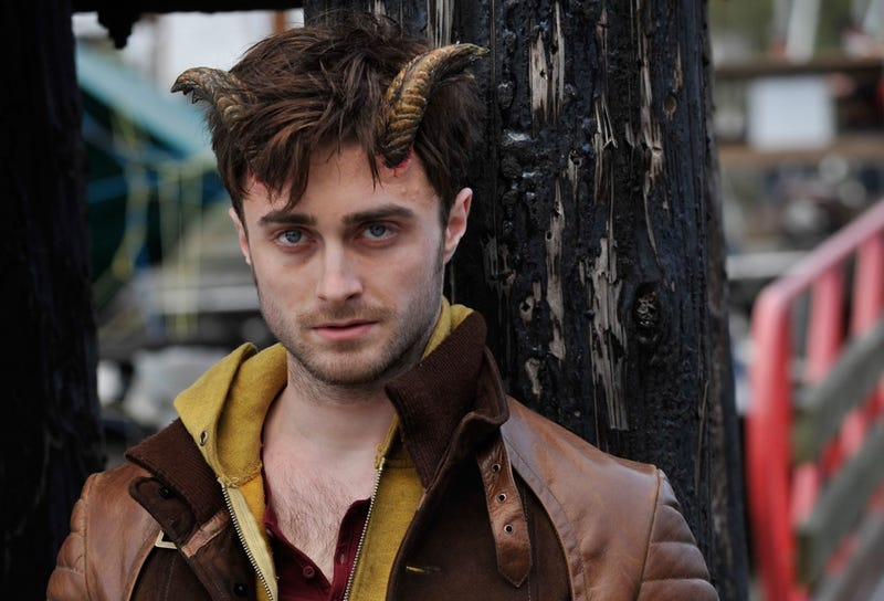 The Devil's Inside Harry Potter In The First Full-Length Horns Trailer