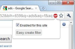 Chrome Ad Blocker Plugin