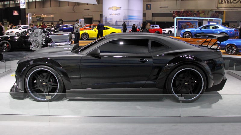 """This """"Turbo"""" Camaro Is The Most Confusing Camaro Ever"""
