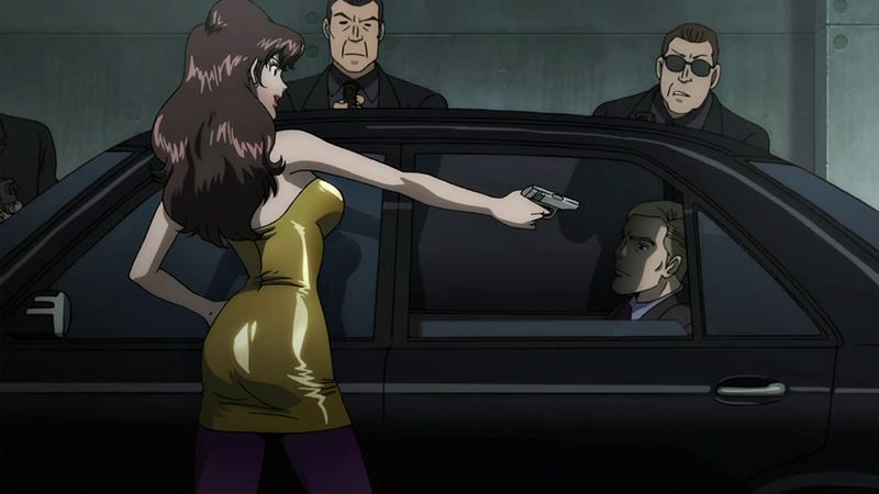 Lupin III VS Detective Conan Wastes Much of Its Crossover Potential