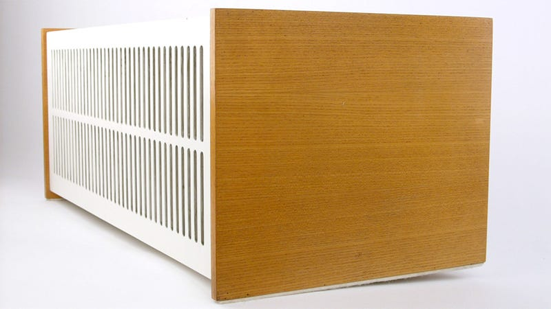 This Classic Dieter Rams Braun Speaker Goes At Least to Eleven