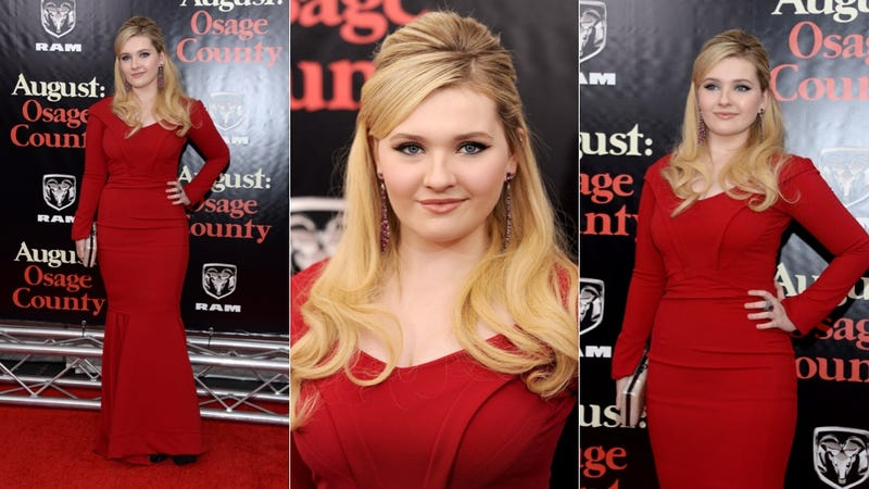 Abigail Breslin? More Like Abigail Breathtaking