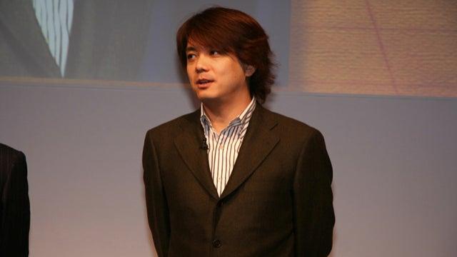 Level-5's Boss Makes One Handsome Manga Dude
