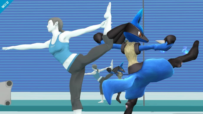 Lucario, The Badass Aura Pokémon, Is Returning to Super Smash Bros.