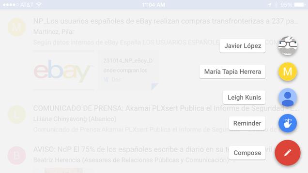 Probamos Inbox, así funciona el email del futuro según Google